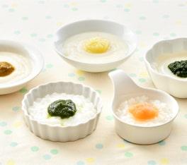乳幼児用 コープ 国産野菜で作ったなめらかキューブ 4種
